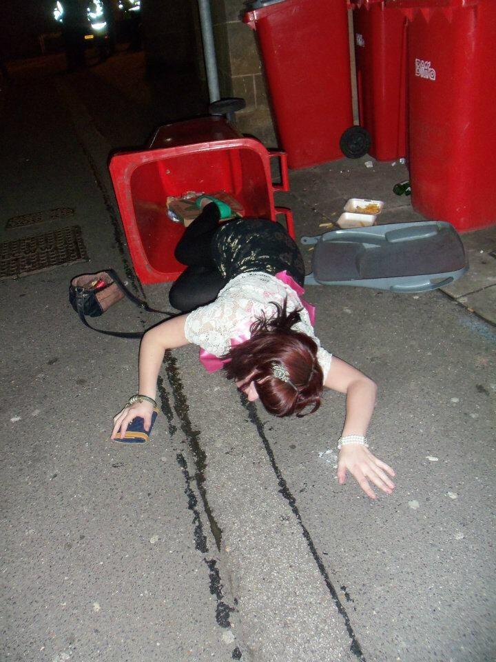 the tale of sexy, dead, urban, Eeyore…and drunkSatan
